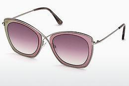 Ophthalmics Tom Ford FT0605 77T - Pink, Fuchsia