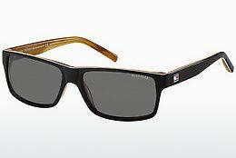 Ophthalmics Tommy Hilfiger TH 1042/N/S UNO/Y1 - Black, Brown, Havanna