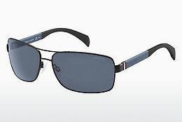 Ophthalmics Tommy Hilfiger TH 1258/S NIO/KU - Black, Grey