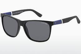 Ophthalmics Tommy Hilfiger TH 1281/S FMA/3H - Black, Grey