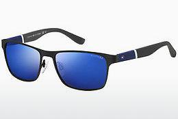 Ophthalmics Tommy Hilfiger TH 1283/S FO3/XT - Black, Blue, White, Grey