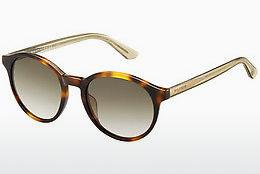 Ophthalmics Tommy Hilfiger TH 1389/S QTF/CC - Brown, Havanna