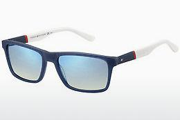 Ophthalmics Tommy Hilfiger TH 1405/S H1O/DK - Blue