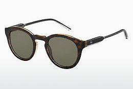 Ophthalmics Tommy Hilfiger TH 1443/S PAF/70 - Brown, Havanna