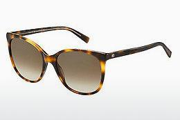 Ophthalmics Tommy Hilfiger TH 1448/S 9UO/J6 - Yellow, Brown, Havanna
