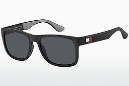 Ophthalmics Tommy Hilfiger TH 1556/S 08A/IR - Black, Grey