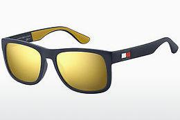 Ophthalmics Tommy Hilfiger TH 1556/S DCD/K1 - Blue, Yellow