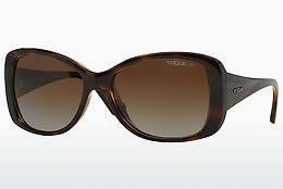 Ophthalmics Vogue VO2843S W656T5 - Brown, Havanna