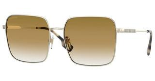 Burberry BE3119 131313 CLEAR GRADIENT OCHRELIGHT GOLD