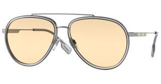 Burberry BE3125 1003/8 LIGHT YELLOWGUNMETAL