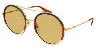 Gucci GG0061S 015 BROWNGOLD
