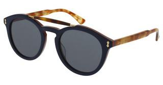 Gucci GG0124S 003 BLUEBLUE