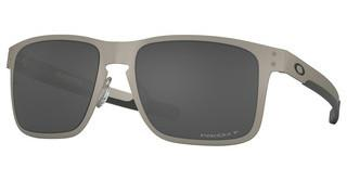 Oakley OO4123 412309 PRIZM BLACK POLARIZEDSATIN CHROME