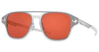 Oakley OO6042 604202 PRIZM PEACHPOLISHED CHROME
