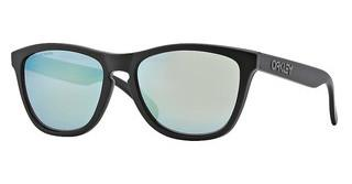 Oakley OO9013 24-404 EMERALD POLARIZEDMATTE BLACK