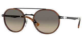 Persol PO2456S 109432 CLEAR GRADIENT GREYBLACK
