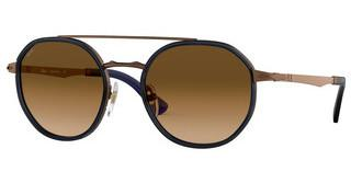 Persol PO2456S 109551 CLEAR GRADIENT BROWNBROWN