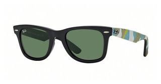 Ray-Ban RB2140 6065 GREENMATTE BLACK