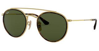 Ray-Ban RB3647N 001 G-15 GREENARISTA