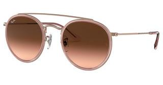 Ray-Ban RB3647N 9069A5 PINK GRADIENT BROWNCOPPER