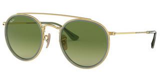 Ray-Ban RB3647N 91224M GREEN GRADIENT GREENARISTA
