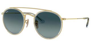 Ray-Ban RB3647N 91233M BLUE GRADIENT GREYARISTA