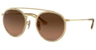 Ray-Ban RB3647N 912443 BROWN GRADIENT GREYARISTA