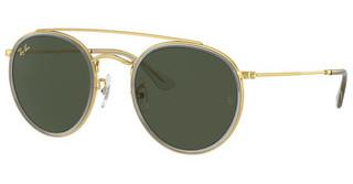 Ray-Ban RB3647N 921031 G-15 GREENROSE GOLD