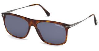 Tom Ford FT0588 54V blauhavanna rot