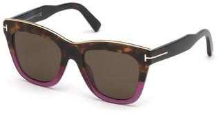 Tom Ford FT0685 56E braunhavanna