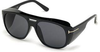 Tom Ford FT0799 01A grauschwarz glanz