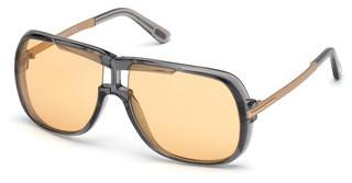 Tom Ford FT0800 20E braungrau