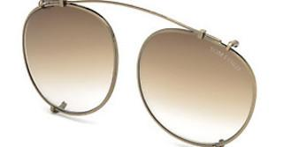 Tom Ford FT5294-CL 29R grün polarieisrendrosé-gold matt