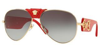 Versace VE2150Q 100211 GREY GRADIENTGOLD
