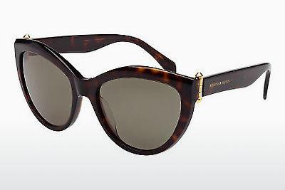 Ophthalmics Alexander McQueen AM0003S 002 - Brown, Havanna