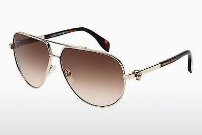 Ophthalmics Alexander McQueen AM0018S 002 - Gold