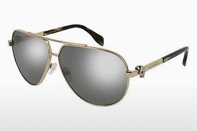 Ophthalmics Alexander McQueen AM0018S 005 - Gold