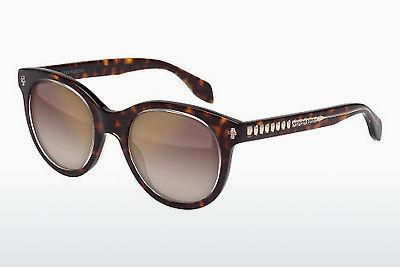 Ophthalmics Alexander McQueen AM0024S 002 - Brown, Havanna