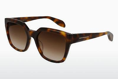 Ophthalmics Alexander McQueen AM0042S 002 - Brown, Havanna