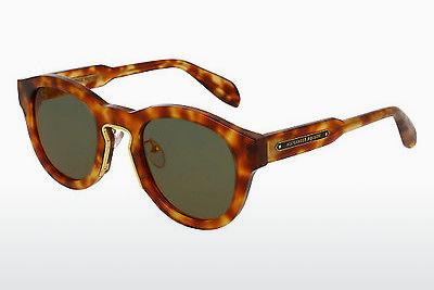 Ophthalmics Alexander McQueen AM0046S 003 - Brown, Havanna