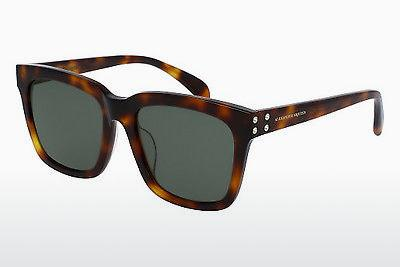 Ophthalmics Alexander McQueen AM0064SK 003 - Brown, Havanna
