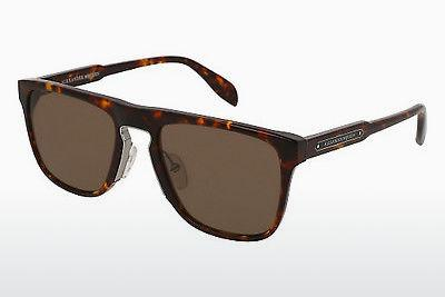 Ophthalmics Alexander McQueen AM0078S 002 - Brown, Havanna