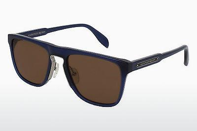 Ophthalmics Alexander McQueen AM0078S 004 - Blue