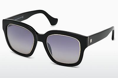 Ophthalmics Balenciaga BA0050 01B - Black