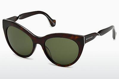Ophthalmics Balenciaga BA0051 52N - Brown, Havanna