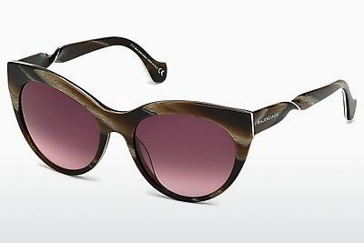 Ophthalmics Balenciaga BA0051 62Z - Brown, Havanna