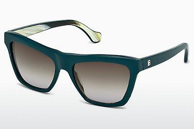 Ophthalmics Balenciaga BA0057 89B - Blue, Green