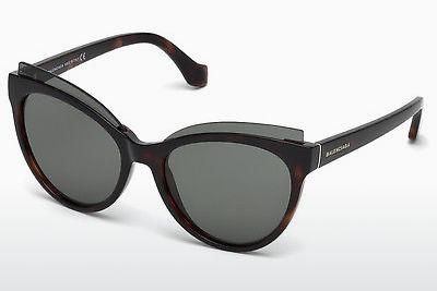 Ophthalmics Balenciaga BA0094 52N - Brown, Havanna