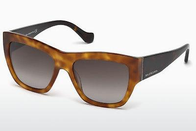 Ophthalmics Balenciaga BA0102 53B - Brown, Havanna