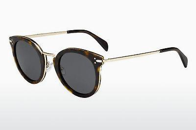 Ophthalmics Céline CL 41373/S ANT/IR - Gold, Brown, Havanna